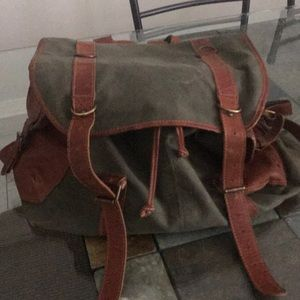 Authentic Cowboy Bag from Amsterdam
